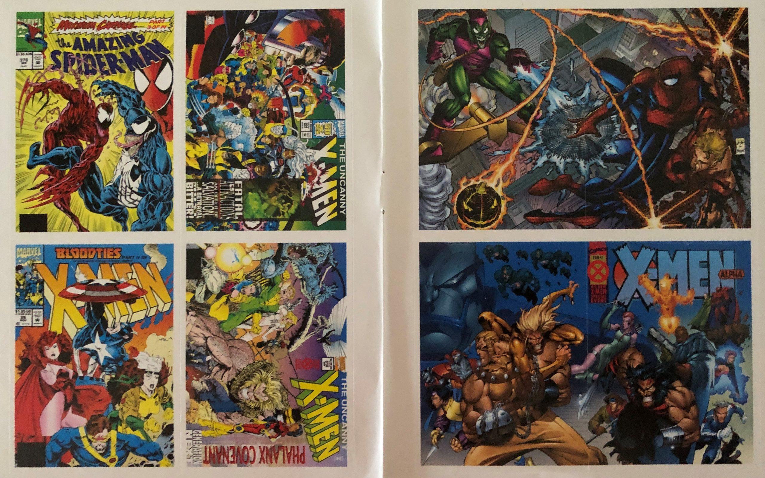 PANINI-Justice League-sammelsticker n x34